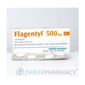 Flagentyl 500 mg