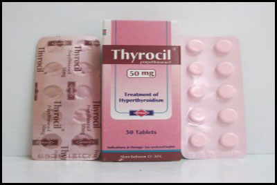 Thyrocil Tablets