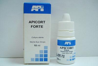 أبيكورت فورت قطرة لعلاج الحساسية والالتهابات Apricot Forte Drops