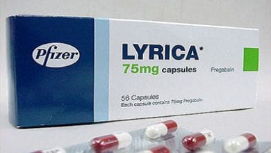 ليريكا كبسولات لعلاج التهاب الأعصاب Lyrica Capsules