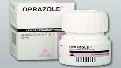 أوبرازول أقراص لعلاج الحموضة وقرحة المعدة Oprazole Tablets