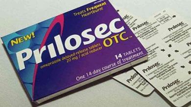 بريلوزيك أقراص لعلاج حموضة وقرحة المعدة Prilosec Tablets