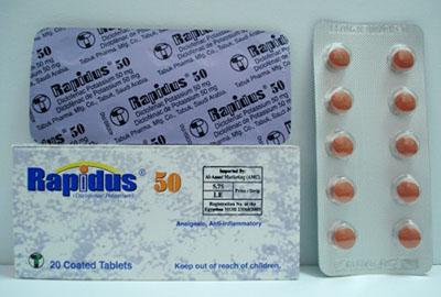 Rapidus Tablets