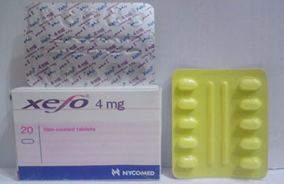 Xefo Tablets
