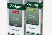 برشام زولام Zolam Tab