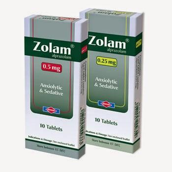 زولام البرازولام زاناكس zolam alprazolam xanax