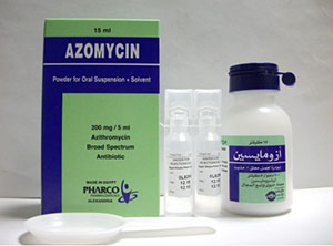 Azomycin Suspension