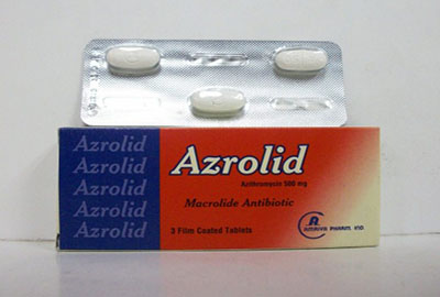Azrolid Tablets