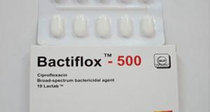 باكتيفلوكس أقراص مضاد حيوي واسع المجال Bactiflox Tablets