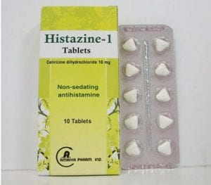 Histazine-1 Tablets