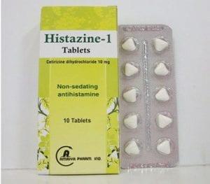 Histazine-1 Tablets