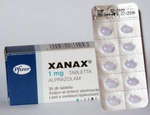 زاناكس أقراص لعلاج القلق والتوتر Xanax Tablets