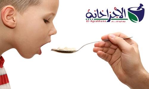 علاج الكحة عند الأطفال