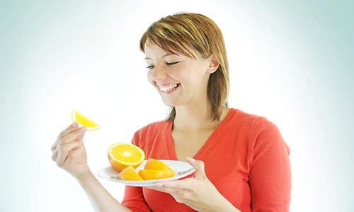 رجيم البرتقال لفقدان الوزن بسهولة