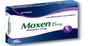 موكسن أقراص مضاد للالتهابات ومسكن للآلام Moxen Tablets