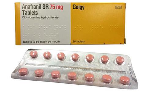 أنافرانيل أقراص لعلاج الاكتئاب Anafranil Tablets