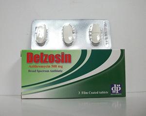 دلزوسين أقراص Delzosin Tablets