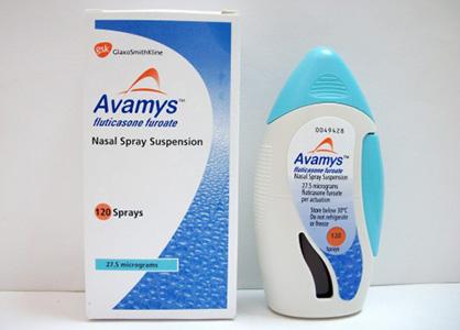 أفاميس بخاخ لعلاج التهابات الانف Avamys Nasal Spray