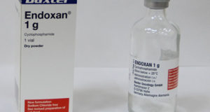 إندوكسان حقن لعلاج بعض انواع السرطان Endoxan Enjection