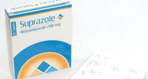 سوبرازول أقراص مضاد حيوى واسع المجال Suprazole Tablets