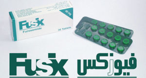 فوسيكس أقراص لعلاج ضغط الدم المرتفع Fusix Tablets