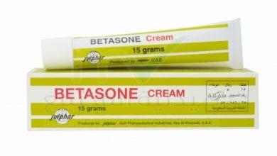 بيتازون كريم لعلاج الالتهابات والحكة الجلدية Betasone Cream