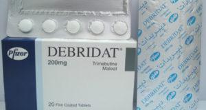 ديبريدات أقراص لعلاج مشاكل الهضم والقولون العصبى Debridat Tablets