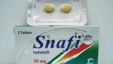 سنافى أقراص لعلاج الضعف الجنسى وسرعة القذف Snafi Tablets
