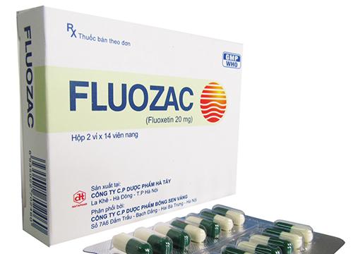 فلوزاك كبسولات لعلاج القلق والوسواس القهرى Fluozac Capsules