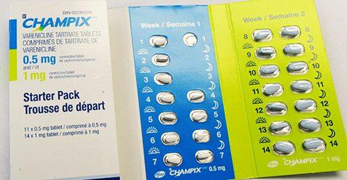فارينيكلين أقراص للإقلاع عن التدخين Varenicline Tablets