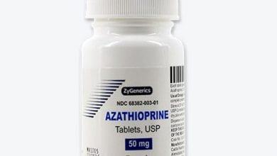 الأزاثيوبرين أقراص لمعالجة أمراض المناعة الذاتية Azathioprine Tablets