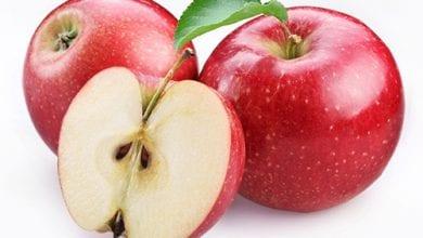 فوائد التفاح الجسم والشعر ولكمال الأجسام والتخسيس