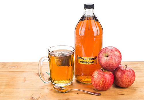 فوائد خل التفاح للمعدة والشعر والبشرة ولشد الجسم