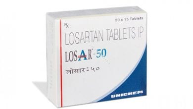 لوسار أقراص لعلاج ارتفاع ضغط الدم Losar Tablets