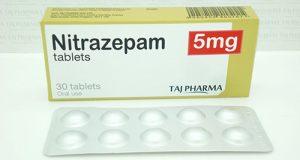 نيترازيبام أقراص لعلاج الأرق Nitrazepam Tablets