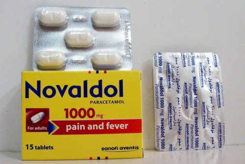 برشام نوفالدول 1000 Novaldol Tablet