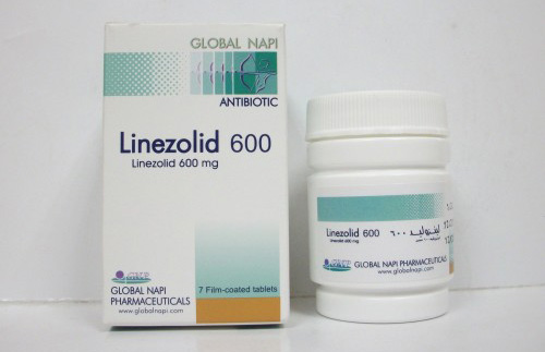 لينزوليد أقراص مضاد حيوي واسع المجال linezolid Tablets