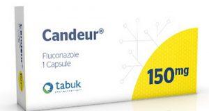 كانديور كبسولات لعلاج الفطريات والتهاب الجلد Candeur Capsules