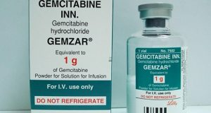 جيمزار حقن لعلاج الأورام السرطانية Gemzar Injection