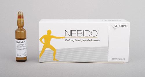 نبيدو حقن لتنشيط هرمون الذكورة Nebido Injection
