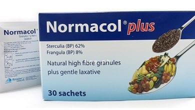 نورماكول بلس أكياس لعلاج حالات الإمساك Normacol Plus sachets