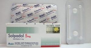 سولبادول أقراص لعلاج وتسكين الصداع النصفي Solpadol Tablets