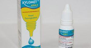زيلومت قطرة لعلاج التهابات الاذن الوسطى ونزلات البرد Xylomet Drops