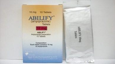 أبليفاى أقراص لعلاج الاضطرابات النفسية Abilify Tablets