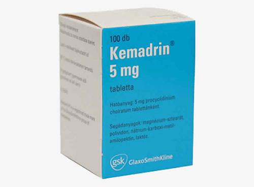 كيمادرين أقراص لعلاج الشلل الرعاش Kemadrin Tablets