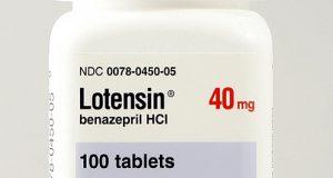 لوتنسين أقراص لعلاج إرتفاع ضغط الدم Lotensine Tablets