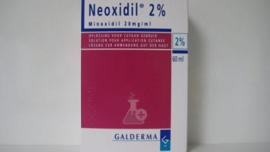 نيوكسيديل بخاخ لعلاج تساقط الشعر Neoxidil Solution