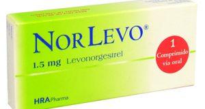 نورليفو أقراص علاج لمنع الحمل Norlevo Tablets