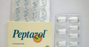 بيبتازول كبسولات لعلاج ارتجاع المرئ والتهاب الأثنى عشر Peptazol Capsules