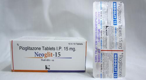 بيوجليتازون أقراص لعلاج السكر Pioglitazone Tablets